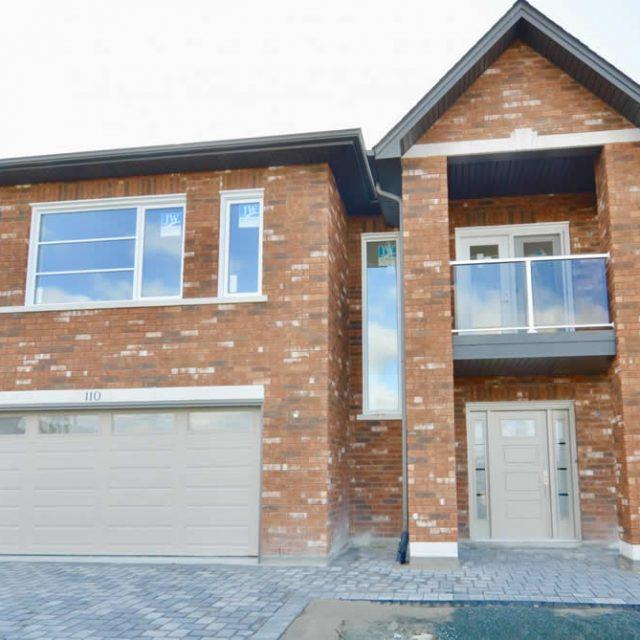 110 Palladium Place Property Development J. Corsi Developments Home Builder and House Construction Sudbury Ontario