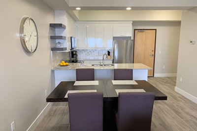 Featured Home Condo Kitchen Property Development J. Corsi Developments Home Builder and House Construction Sudbury Ontario